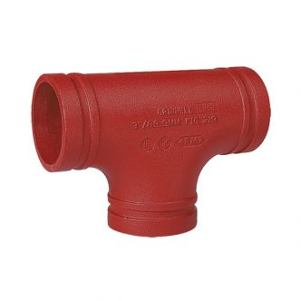 Grooved Steel Fittings