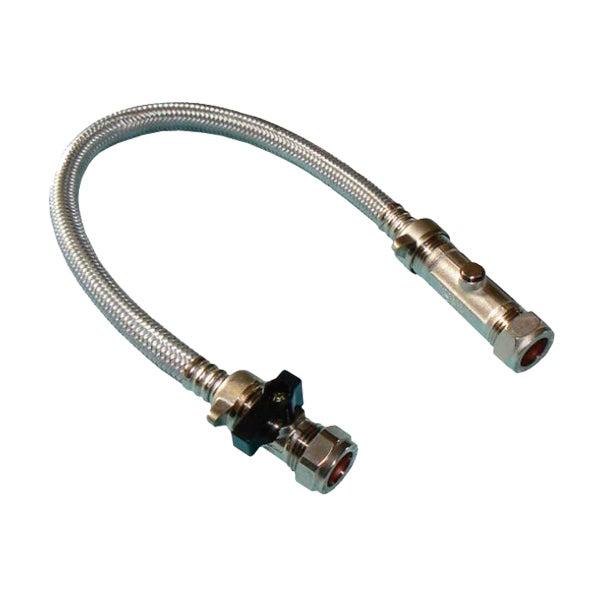 Boiler filling loops