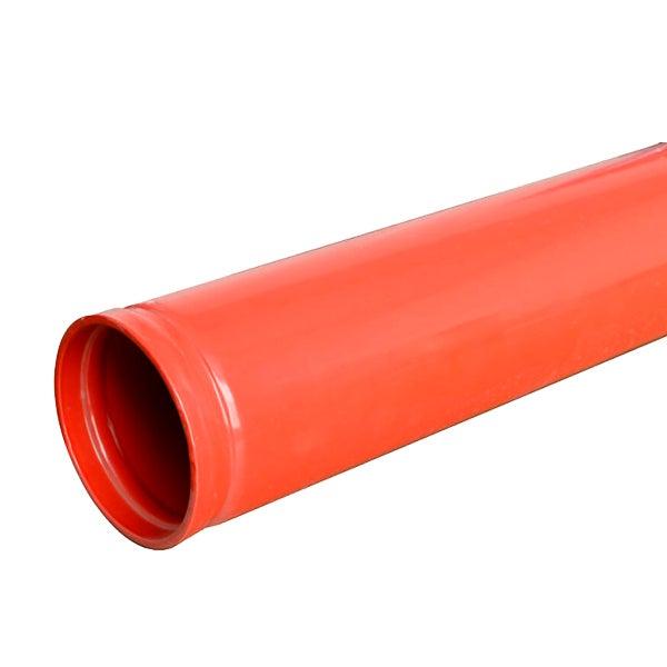 Grooved Steel Tube