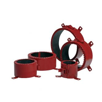 Intumescent Pipe Collars