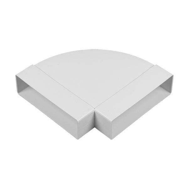 Low Profile PVC Ducting