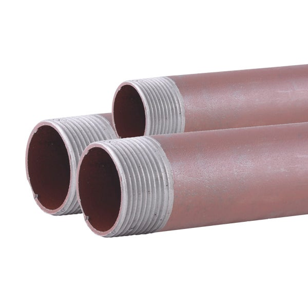 Threaded Steel Tube