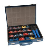 Insulated Terminal Electrical Crimping Kit (c/w Tool & Ends)