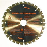 Chop Saw Blade - 136mm TCT 20mm Bore, 32 Teeth