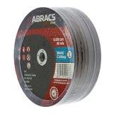 "Flat Metal Cutting Disc - 9"" (230mm/22B)"