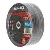 "Flat Metal Cutting Disc - 9"" (230mm/22B)"