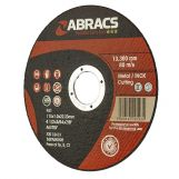 "Flat Cutting Disc For Metal - 9"" (Ultra Thin)"