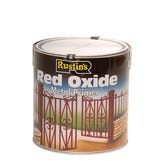 Red Oxide (Can) - 1 ltr