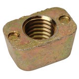 Round Shoulder Wedge Nuts - M8 (Pk100) 21TOPx13Wx10mmH/12°