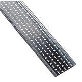 """100mm (4"""") Medium Duty Return Flange Cable Tray x 3mtr"""
