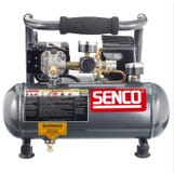 Compact Air Compressor - 3.8lt 110V 0.5HP 34lt/min MWP/8bar