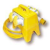 Extension Outlet Unit 110V - 4 way splitter box (spider)