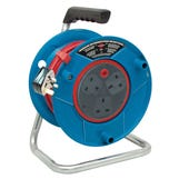 240v Anti-Twist Centre Cable Reel - 25m