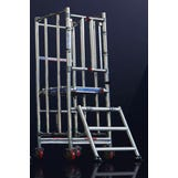Podium Steps - 600x600mm (Dual Height 975 & 1225mm) BS8620