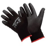 Atlanta Size 9 PU Glove Cut Level 1 - Black