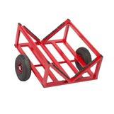 Ultra Tough V-Kart - H/Duty Site Truck for Pipes & Lengths