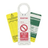 Scaff Tag Management System - Holder & Record Card