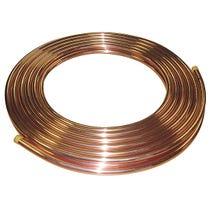 5/8 x 15m Copper Coil