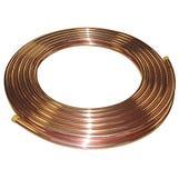 """Copper Coil - 1/4"""" x 15m"""