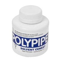 Solvent Cement 125ml c/w Brush in Cap
