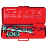 "Rothenberger Expander Set 3/8""-11/8"" 6 heads only"