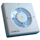 "4"" Manrose Extractor Fan - Pullcord Switch Model"