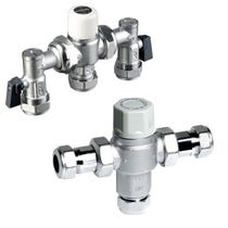 Thermostatic Mixing Valves TMV3 22mm (WRAS)