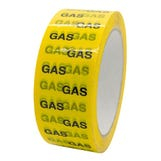 Gas ID Tape - Yellow (38mm x 33m)