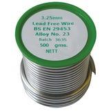 Lead Free Solder - 3mm x ½Kg