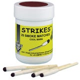 Smoke Matches (pack of 25)