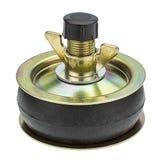 """6"""" Drain Test Plug - Rubber (Metal Plate Expanding Type)"""