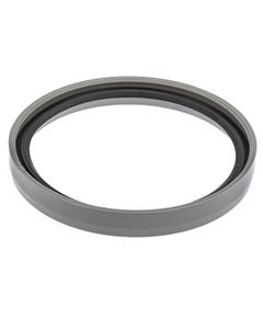 """4""""/110mm Ring Seal Adaptor Clip Ring & Seal Solvent Grey TYPE1"""