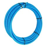 Blue MDPE Pipe - 25mm x 100m