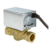 2-Port Motorised Zone Heating Valve - 22mm