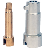 """Spindle Extension 1/2"""" & 3/4"""" /15mm & 22mm DZR ball valves"""