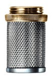 "1 1/4"" Stainless Steel Mesh Filter"