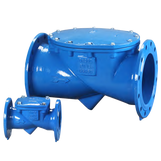 "10"" Swing Check Valve PN16 Ductile Iron Flanged"