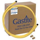 "Gastite DN25 x 15m Contractor Kit inc 2x DN25-1""M fittings"