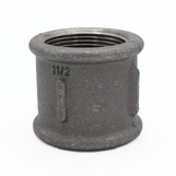 "2 1/2"" Equal Socket Black Malleable 177/270/M2"