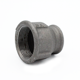 "2 x 1"" Reducing Socket Black Malleable 179/240/M2"