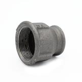 "2 x 1 1/4"" Reducing Socket Black Malleable 179/240/M2"