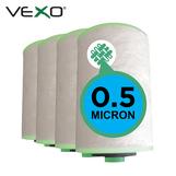 VEXO 0.5 Micron Cartridge Filter (Pk4)