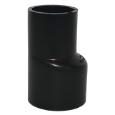160 x 110mm HDPE Eccentric Reducer