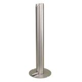 Stainless Steel Floor Standing Hand Sanitiser Dispenser