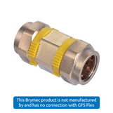 DN32 - Straight CSST Coupling