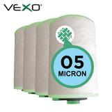 VEXO 5 Micron Cartridge Filter (Pk4)