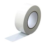 50mm x 50m Laminated Cloth Tape - WHITE