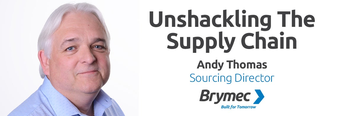 Unshackling the supply chain