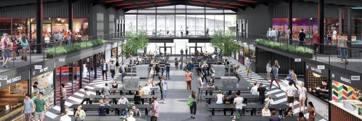 London's biggest Boxpark approved
