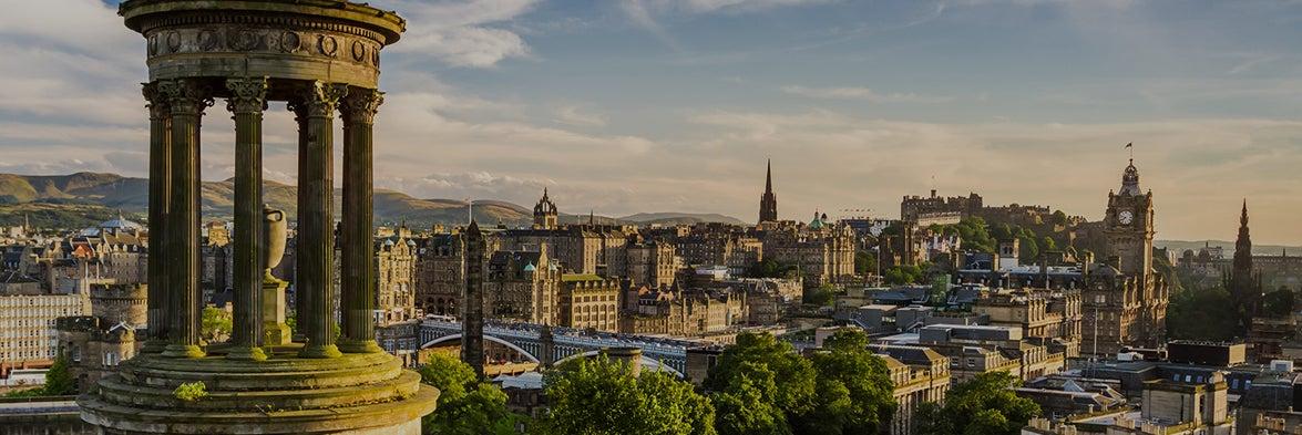 4 Storey Hotel Extension Edinburgh